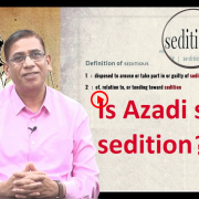 Is Raising Azadi Slogan sedition?