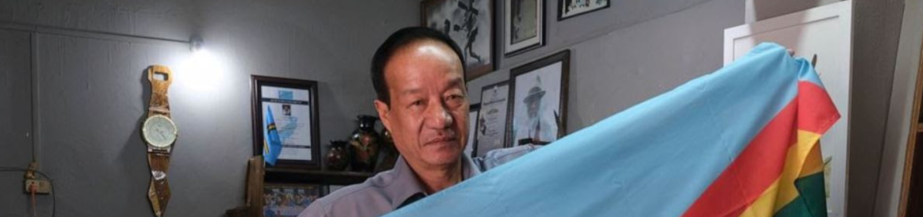 """Naga Activist Krome Stopped At Airport From Flying Abroad: """"Brought Back Bad Memories"""""""