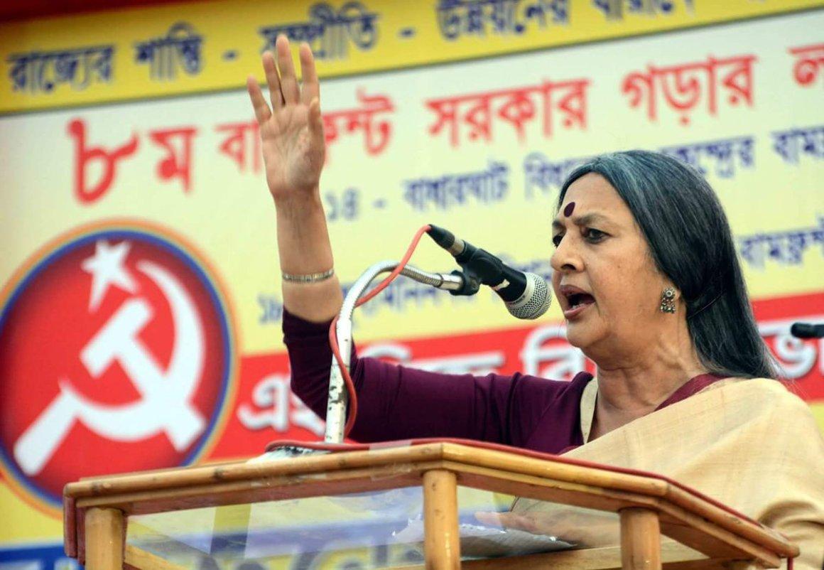 Why are Rohingya, Ahmadiya Muslims not covered under CAA, asks Brinda Karat