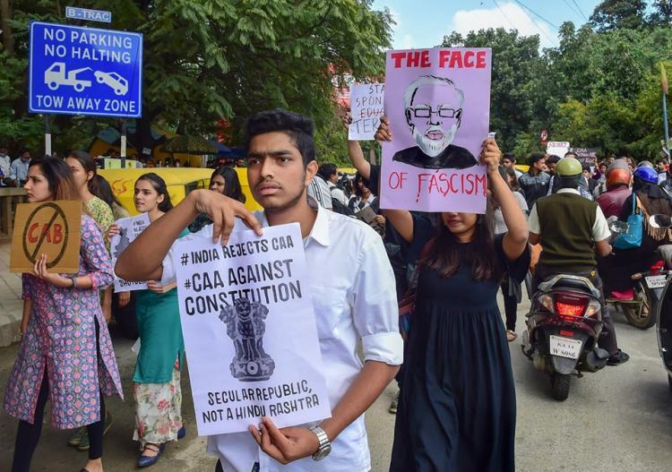 Karnataka: Poet, journalist arrested for anti-CAA-NRC poem