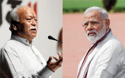 Delhi Elections: BJP Made This Into Referendum on Modi & RSS Ideology