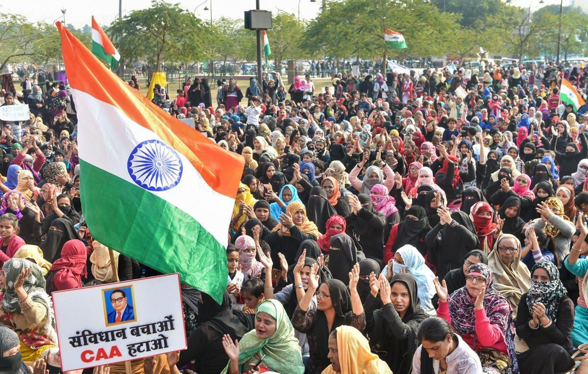 भारत में लोकतंत्र व संविधान का भविष्य CAA विरोधी आंदोलन की सफलता पर निर्भर