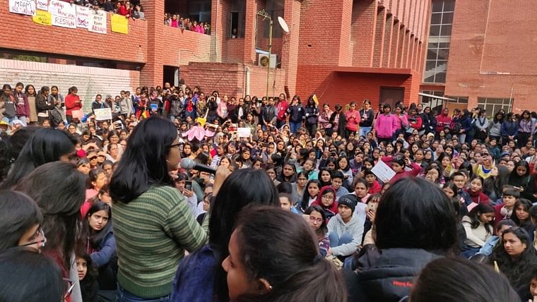 Gargi College, hush culture and the inheritance of silence