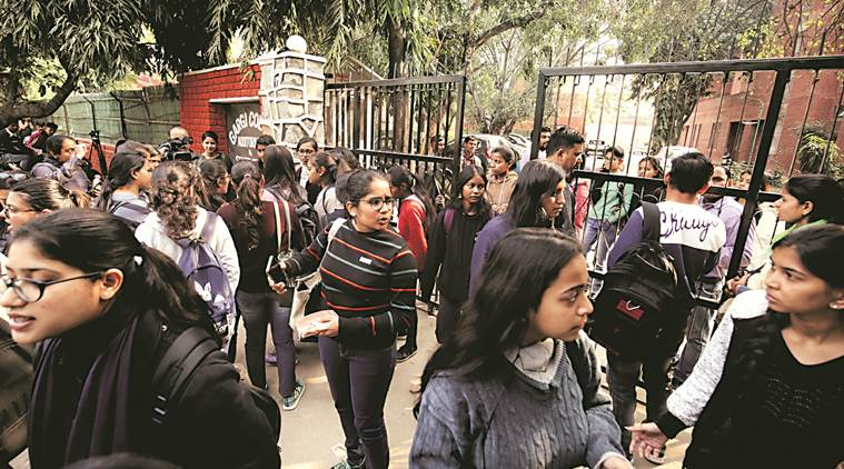 What does harassment at Gargi College tell us about patriarchy and Hindu Rashtra?