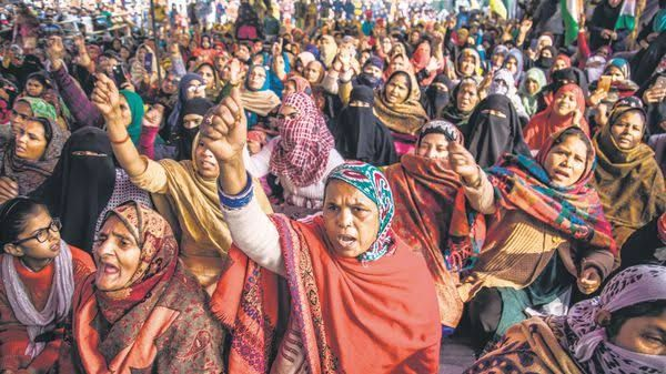 Cultural Community in Solidarity with the Women of Shaheen Bagh