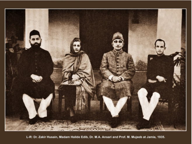 Jamia – An offspring of the freedom movement
