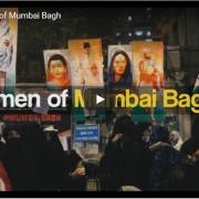 The women of Mumbai Bagh