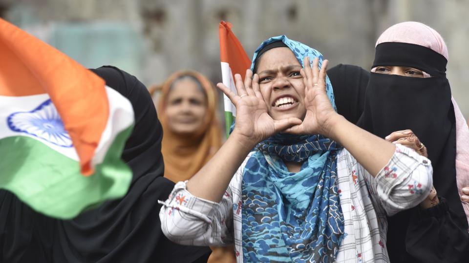 Mumbai Bagh protests through art
