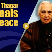 Romila Thapar Appeals for Peace in Delhi